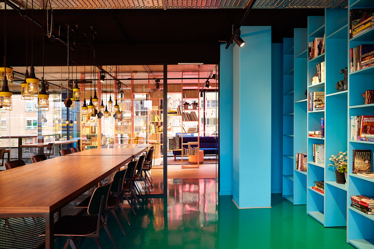 The student hotel maastricht vibrant university city hotel for Design hotel eindhoven